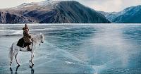 El potente hielo del Baikal