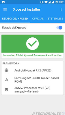 Xposed Systemless