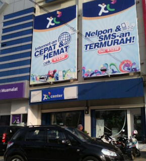 XL CENTER LHOKSEUMAWE
