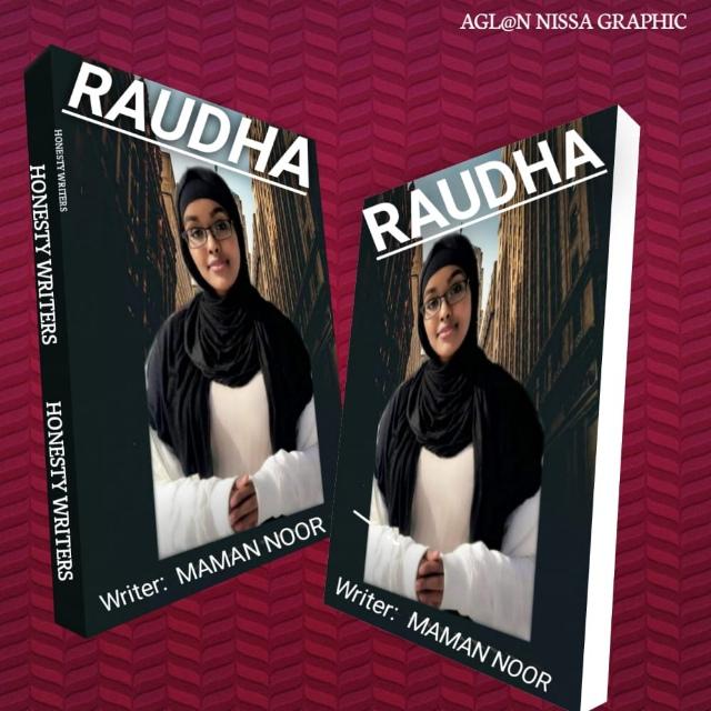 RAUDAH PART 1 Hausa Novel By Maman Noor