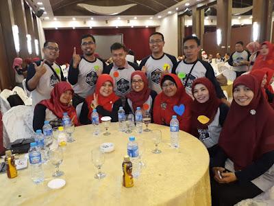 Reuni Perak SMPN 2 Tanjungkarang Angkatan 1993 Berlangsung Meriah