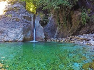 Pozzo della Madonna - Cascate di Malbacco - Viaggynfo travel blog