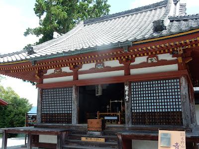 金峯山寺観音堂