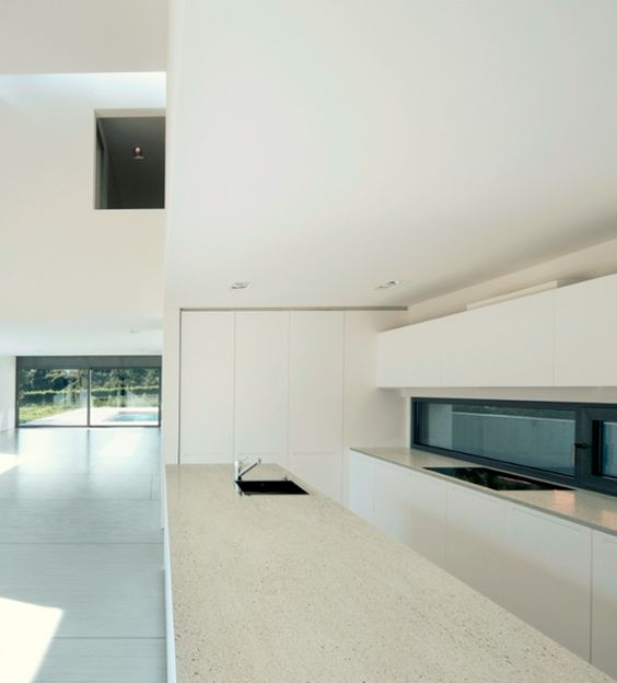 Dekton blanc concrete, dekton surfaces