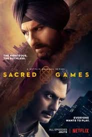 Sacred Games S02 Complete | Netflix Series