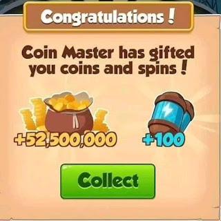 Coin Master free Spins Today Link