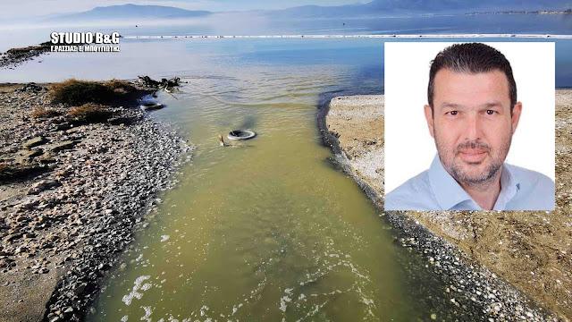 Γιάννης Λυκοσκούφης: Ανάγκη η εύρυθμη λειτουργία του βιολογικού καθαρισμού και η προστασία του περιβάλλοντος