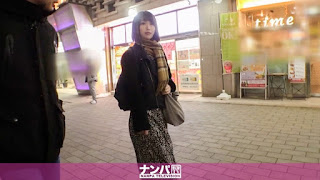 "200GANA-2023 Seriously, Maji first shot. 1282 Beauty Big Breast F cup pretty girl found at Shinbashi station ""Dame Me!"