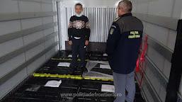 Un cetățean irakian a încercat să intre ilegal în România, prin P.T.F. Calafat