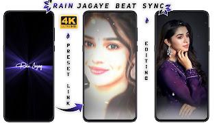 Rain Jagaye Teri Kastoori New Beat Sync