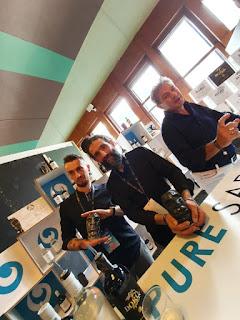 foto roma bar show pure sardinia stand