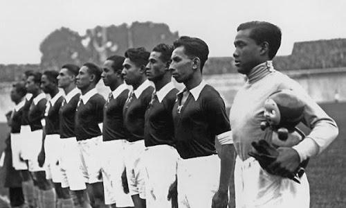 Timnas Indonesia Negara Asia Pertama Mengikuti Piala Dunia ?