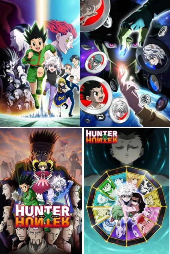 انمى  (Hunter x Hunter (2011 مترجم , انمى  1999 Hunter x Hunter  مترجم , انمى القناص مترجم , تحميل  (Hunter x Hunter (2011 جوده عاليه  (HUNTER×HUNTER(ハンター×ハンター