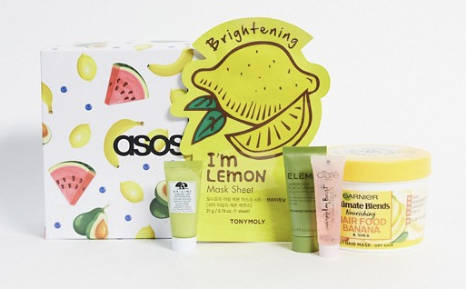 ASOS Fruity Beauty Box
