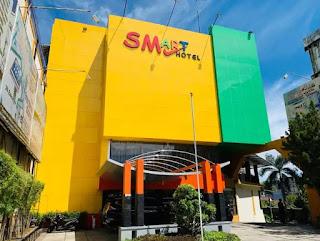 LOKER FRONT OFFICE & KARAOKE SMART HOTEL PALEMBANG OKTOBER 2020