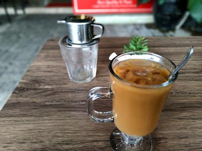 Vietnamdrip es segar diminum setelah gowes di pagi hari