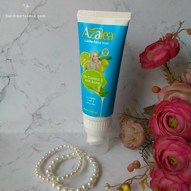 Azalea Gentle Facial Wash