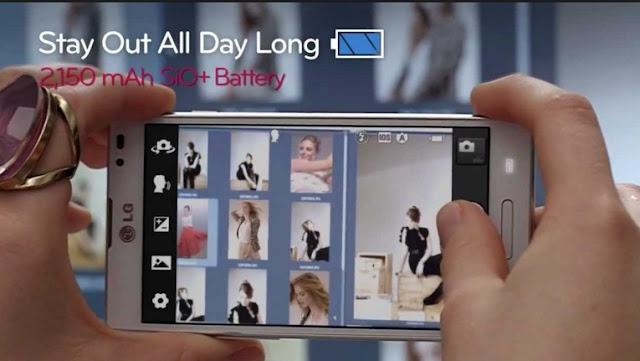 Harga Tahun Ini HP LG Optimus L9 P760 Lengkap Dengan Spesifikasi Kamera 5 MP