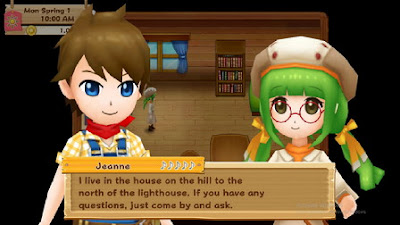 Jalan cerita Harvest Moon: Light of Hope
