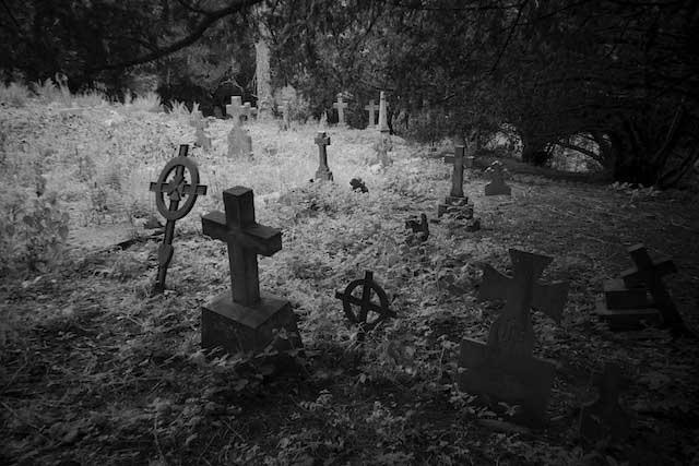 Hantu Kuburan Carl Pruitt