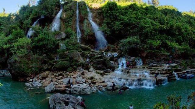 Air Terjun Sri Getuk Wonosari