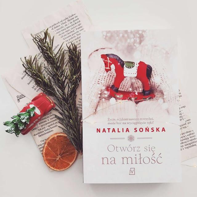 Otwórz się na miłość Natalia Sońska