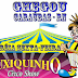 Fuxiquinho circo show, estréia em Caraúbas nesta  sexta-feira 21