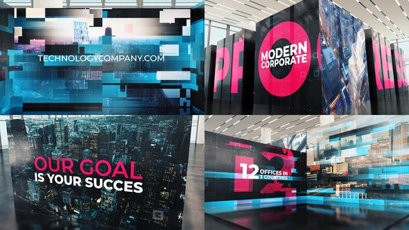 Videohive - Modern Technology Corporate - 28399332