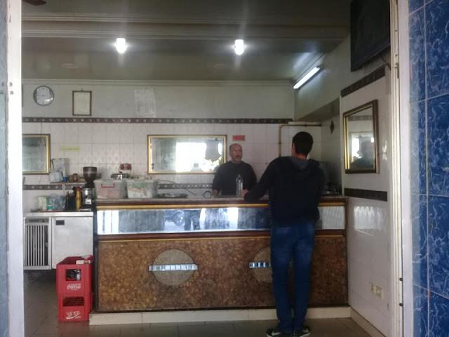 مقهى القشقاش رجيش المهدية
