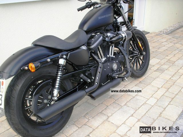 Harley Davidson Screamin XL 883 N Iron Eagle 2009