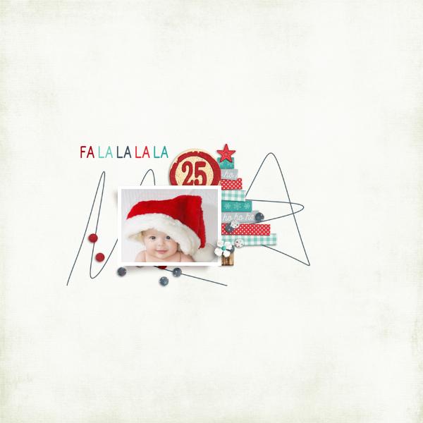 falalalala © sylvia • sro 2018 • holiday wishes by luv ewe designs & melissa benett designs
