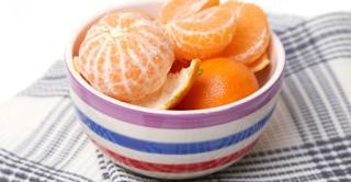 jeruk mandarin