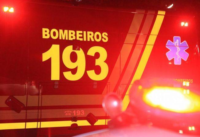 Cantu em Foco - Motociclista fica gravemente ferido após sofrer queda na BR 158 em Laranjeiras do Sul