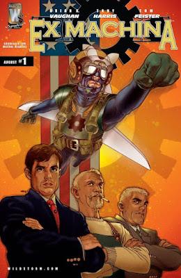 Ex Machina Comic Issue 1 Free Download