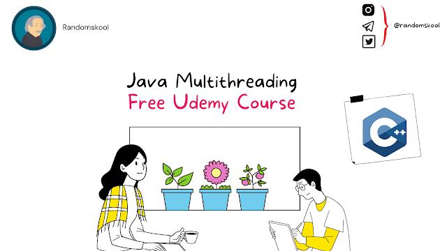 Free Course | Java Multithreading | Java | Udemy