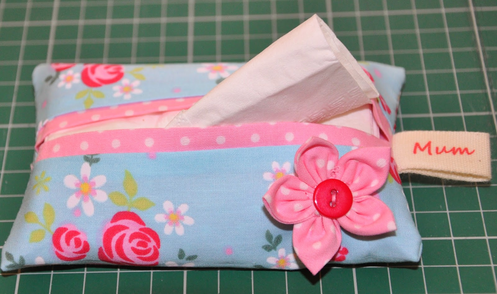 Sew Scrumptious Mothers Day Gift Tutorials Tissue Holder