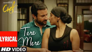 तेरे मेरे Tere Mere Lyrics In Hindi - Armaan Malik