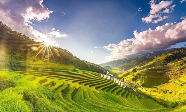 Núi đồi Yên Bái