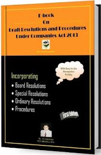 Ebook-Resolutions-Procedures-Companies-Act-2013