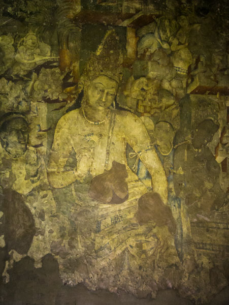 UNESCO world heritage sites ajanta caves maharashtra