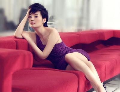 LOOK DE FAMOSOS - Peng Liyuan, la primera dama china 3
