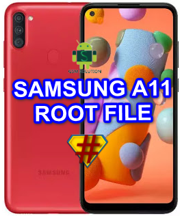 How to Root Samsung SM-A115F Android10 & Samsung A11 RootFile Download