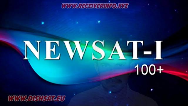 NEWSAT-I 100+ 1506G HD RECEIVER NEW SOFTWARE