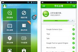 Download Antivirus Qihoo 360 Mobile Safe Android