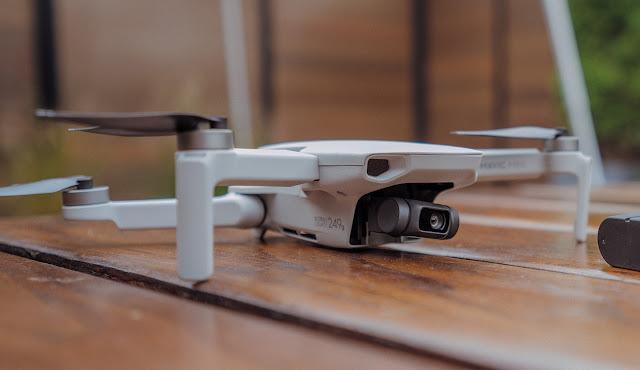 Ragam Fitur Keren DJI Mavic Mini, Drone Terkecil Keluaran DJI