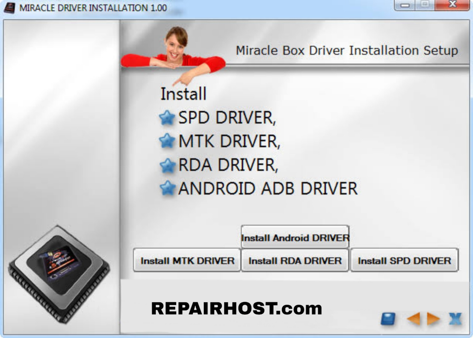 Miracle Box Drivers All Cpu Packge For Windows (32bit-64bit)