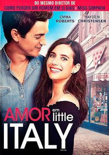 Amor em Little Italy - BDRip Dual Áudio