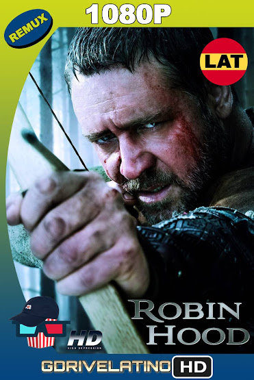 Robin Hood (2010) UNRATED BDRemux 1080p Latino-Ingles MKV