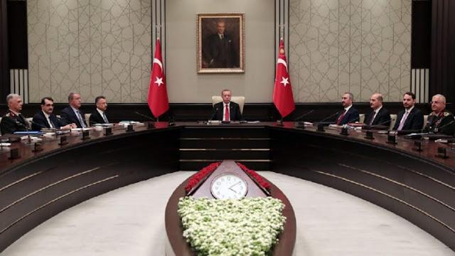 Η Τουρκία του Ερντογάν βρυχάται