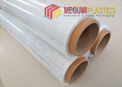 plastik wrapping barang